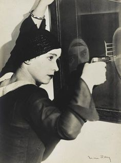 Man Ray - Le suicide [1926]