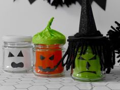 photophores halloween diy