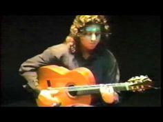 Chuscales - Granaina (1993) Flamenco Guitar