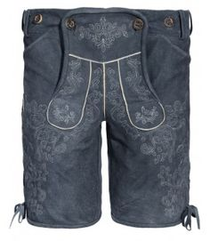 Designer Clothes, Shoes & Bags for Women European Costumes, Lederhosen, Couture, Sound Of Music, Old And New, Maximilian, Denim Shorts, Germany, Shoe Bag