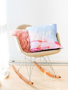 Ho Ho Home: Getting Ready for the Holidays at Home with DIY Pillows + Cozy Textiles - Paper and StitchPaper and Stitch