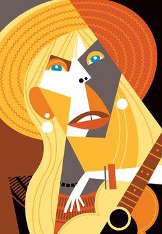 Singers: Joni Mitchell || Pablo Lobato