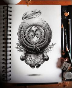 Distroy: Illustrations by PEZ Artwork - Nice graphite illustrations of well-known cartoon characters that have been destroyed in a good way. Cartoon Pencil Drawing, Drawing Cartoon Characters, Character Drawing, Cartoon Drawings, Pencil Drawings, Game Character, Disney Characters, Creepy Drawings, Cool Drawings