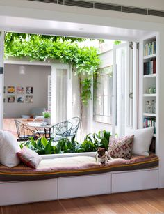 For now and forever solutions for building a window seat