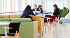 Corporate Communication Aalto University – this is where I'm studying for my Master's Degree.