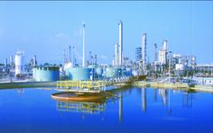 Shell Refinery in Norco, LA