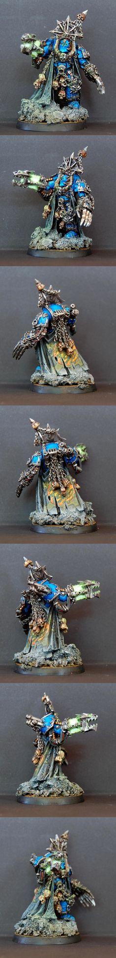 Alpha Legion Chaos Lord