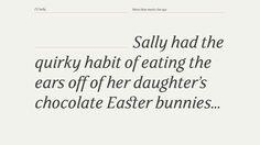 FS Sally