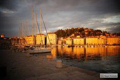 Atrakcje Słowenii: Koper i Piran - Biegun Wschodni | Turystyka i podróże z dzieckiem | Blog podróżniczy San Francisco Skyline, New York Skyline, Travel, Viajes, Destinations, Traveling, Trips