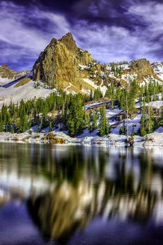 Paradice where ever life takes you //Lake Blanche, located in Big Cottonwood Canyon, UT Oh The Places You'll Go, Places To Visit, Beautiful World, Beautiful Places, Dame Nature, Cottonwood Canyon, Belleza Natural, Australia Travel, South Australia