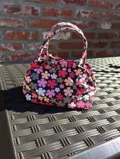 2e89d0fa45ff8a Mini Mama Canvas Bag Canvas Purse