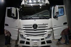 Mercedes-Benz ACTROS 4163
