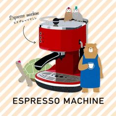 #PICNICCOFFEE #illust #design #espressomachine #espresso #ピクニックコーヒー #イラスト #デザイン #エスプレッソマシン #エスプレッソマシーン #エスプレッソ #エスプレッソコーヒー http://ift.tt/1VbgBi2