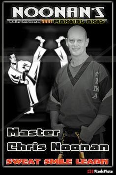 Master Chris Noonan