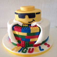 Tarta. Legos by Liladecora