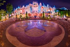 'It's a Small World' at Hong Kong Disneyland