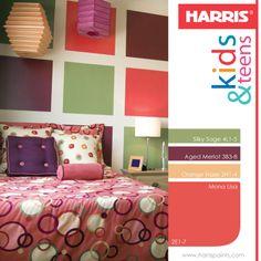 1000 images about harris paints on pinterest pintura - Pintar facil paredes ...