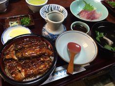 #japanesefood #うなぎ #yummy #ひつまぶし #nagoya #aichi #japan