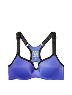 b7f5c409453 Victorias Secret PINK Ultimate Racerback PushUp Bra Matisse Blue Medium     Learn more by visiting