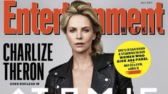 """Atomic Blonde Star and Producer Charlize Theron to Debut Entertainment Weekly's First-Ever Icon Edition of """"Women Who Kick Ass"""" Panel Atomic Blonde, Entertainment Weekly, San Diego Comic Con, Charlize Theron, The Voice, Kicks, Sci Fi, Entertaining, Comics"""