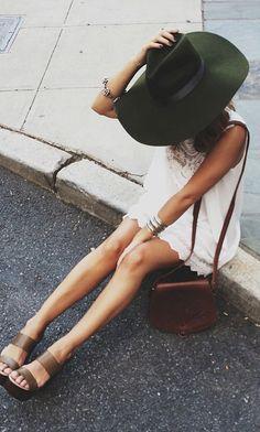 Street wear.