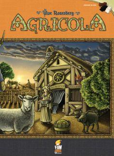 Agricola: jeu de société chez Jeux de NIM