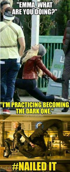 #OUAT #lol #DarkSwan