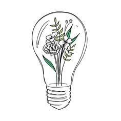 Flower Drawings Ideas lightbulb flowers drawing surreal hybrid illustration - Peggy Dean tattoo ink Drawing Flowers & Mandala in Ink Bulb Flowers, Bouquet Flowers, Diy Flowers, Flowers Garden, Paper Flowers, Flower Mandala, Drawing People, People Drawings, Painting & Drawing
