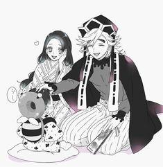[kimetsu no yaiba]meme+fanart+doujinshi Chibi Anime, Chica Anime Manga, Haikyuu Anime, Demon Slayer, Slayer Anime, Manga Art, Anime Art, Familia Anime, Anime Family