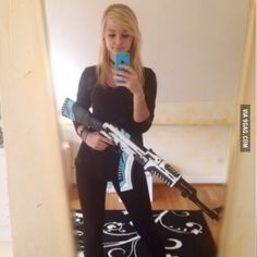 Any csgo fans here? What do you think about my self-painted AK-47 Vulcan? :)