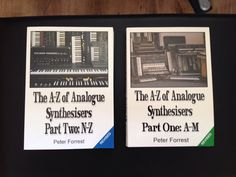 MATRIXSYNTH: The A - Z Of Analogue Synthesizers - Parts One And...