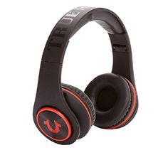 Introducing True Religion TR Headphones Black One Size. Great Product and follow us to get more updates!