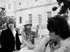 Brian Jones, Anita Pallenberg and Keith Richards - The Rolling Stones Mick Jagger, Bianca Jagger, Patti Hansen, The Rolling Stones, L'wren Scott, Marianne Faithfull, Keith Richards Anita Pallenberg, American Apparel, Louise Ebel