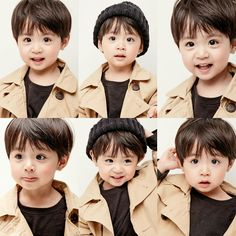Korean Babies, Asian Babies, Cute Babies Photography, Children Photography, Ulzzang Kids, Baby Cartoon, Baby Boy Fashion, Kylie Jenner, Little Boys