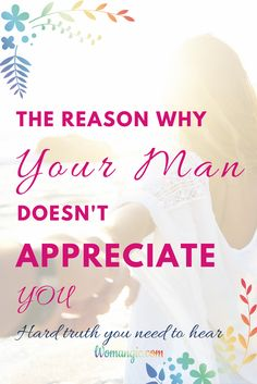 IF you ask yourself WHY do one man in particular o...