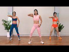 TOP 7 ασκήσεις για απώλεια βάρους (EP.1) - προπόνηση χορού στο σπίτι | Eva Fitness - YouTube Home Dance, Youtube, Aerobics, Zumba, Excercise, Workout Videos, At Home Workouts, Abs, Training