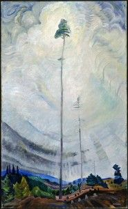 Emily Carr, Scorned as Timber, Beloved of the Sky, 1935