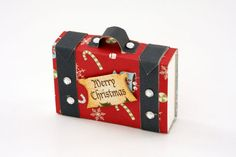 Embalagem com caixinha de fósforo - Portal de Artesanato - O melhor site de artesanato com passo a passo gratuito