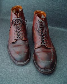 Alden 'Indy' boots