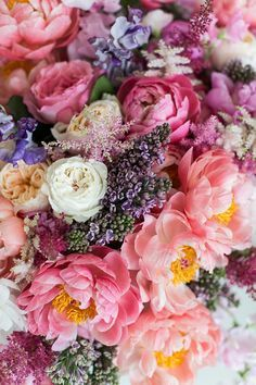 Pink flowers –perfect for a display or summer vase.