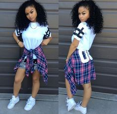 Δ •Pinterest: evadivaa1• Δ #clothes #style #plaid                                                                                                                                                      More