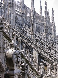 travelyesplease.com | Photo of the Week: Milan Cathedral Rooftop, Italy (Blog Post)