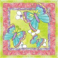 Found it at Wayfair - Art 4 Kids Suzie s Butterflies Wall Art Kids Art Class, Art For Kids, Art Wall Kids, Home Wall Art, Butterfly Wall Art, Paint Shop, Bedroom Themes, 4 Kids, Cute Wallpapers