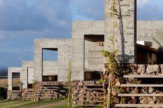 THINKING OF COLORS - Architecture & Design: FASANO LAS PIEDRAS HOTEL
