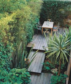 Love the tiered decks