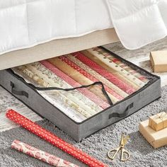 Home Storage - Craft + Hobby - Page 1 - mDesign Craft Organization, Craft Storage, Toy Storage, Organizing Tips, What Is Stash, Holiday Storage, Linens And More, Organiser Box, Under Bed Storage