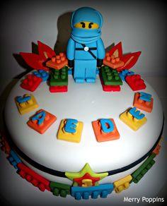 Lego Birthday Cakes Melbourne