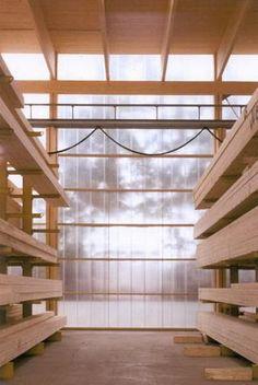 [Florian Nagler | Bobingen, Germany |  Kauffman Holz AG Distribution Center] industrial architecture, mass timber