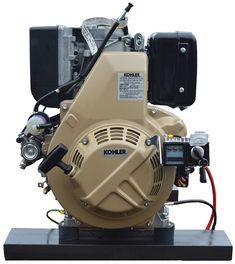 Kohler Diesel 6,500 Watt Diesel Generator Small Diesel Generator, Diesel Engine, Camping, Pumps, Tools, Campsite, Instruments, Pumps Heels, Pump Shoes