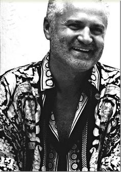 Gianni Versace (December 2, 1946 - July 15, 1997) was an Italian fashion designer and founder of Gianni Versace S.p.A., an international fashion house, which produces accessories, fragrances, makeup and home furnishings as well as clothes. He also designed costumes for the theatre and films, and was a friend of Madonna, Elton John, Cher, Sting, and Diana, Princess of Wales among many others. Openly gay, Versace and his partner Antonio D'Amico were regulars on the international party scene.